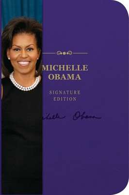Michelle Obama Signature Edition | Book by Cider Mill Press