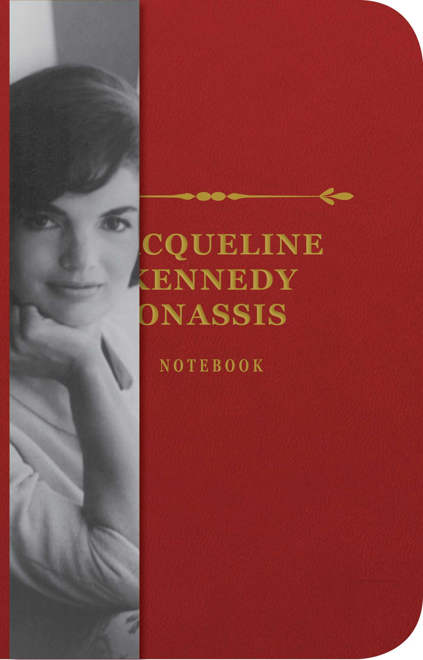 The jacqueline kennedy onassis notebook 9781604337846 hr