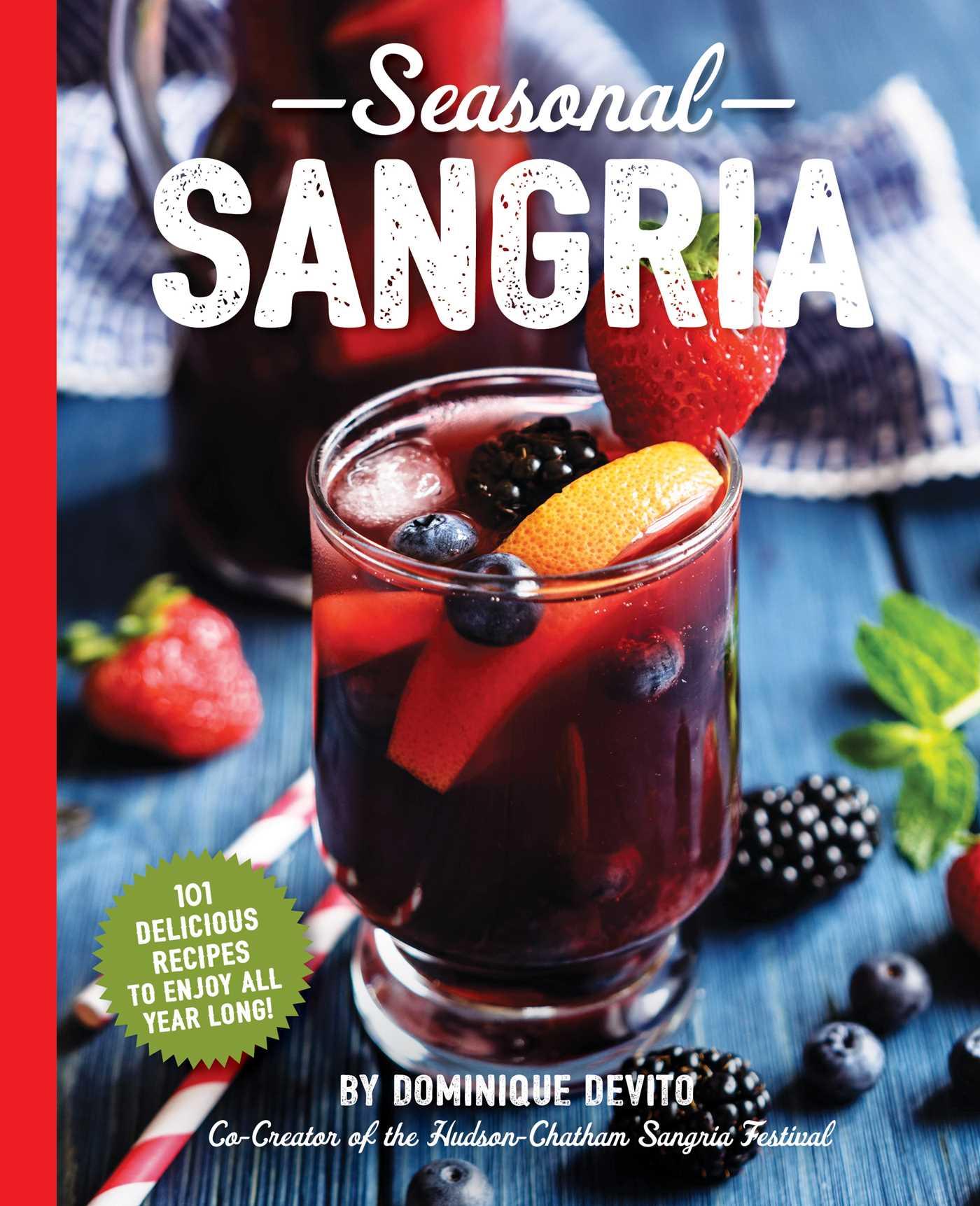 Seasonal sangria 9781604337921 hr