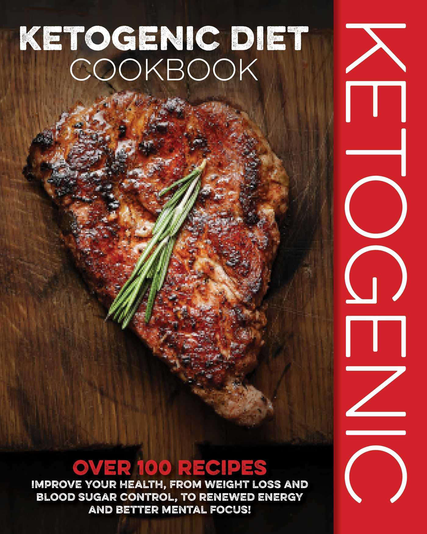Ketogenic diet cookbook 9781604337945 hr
