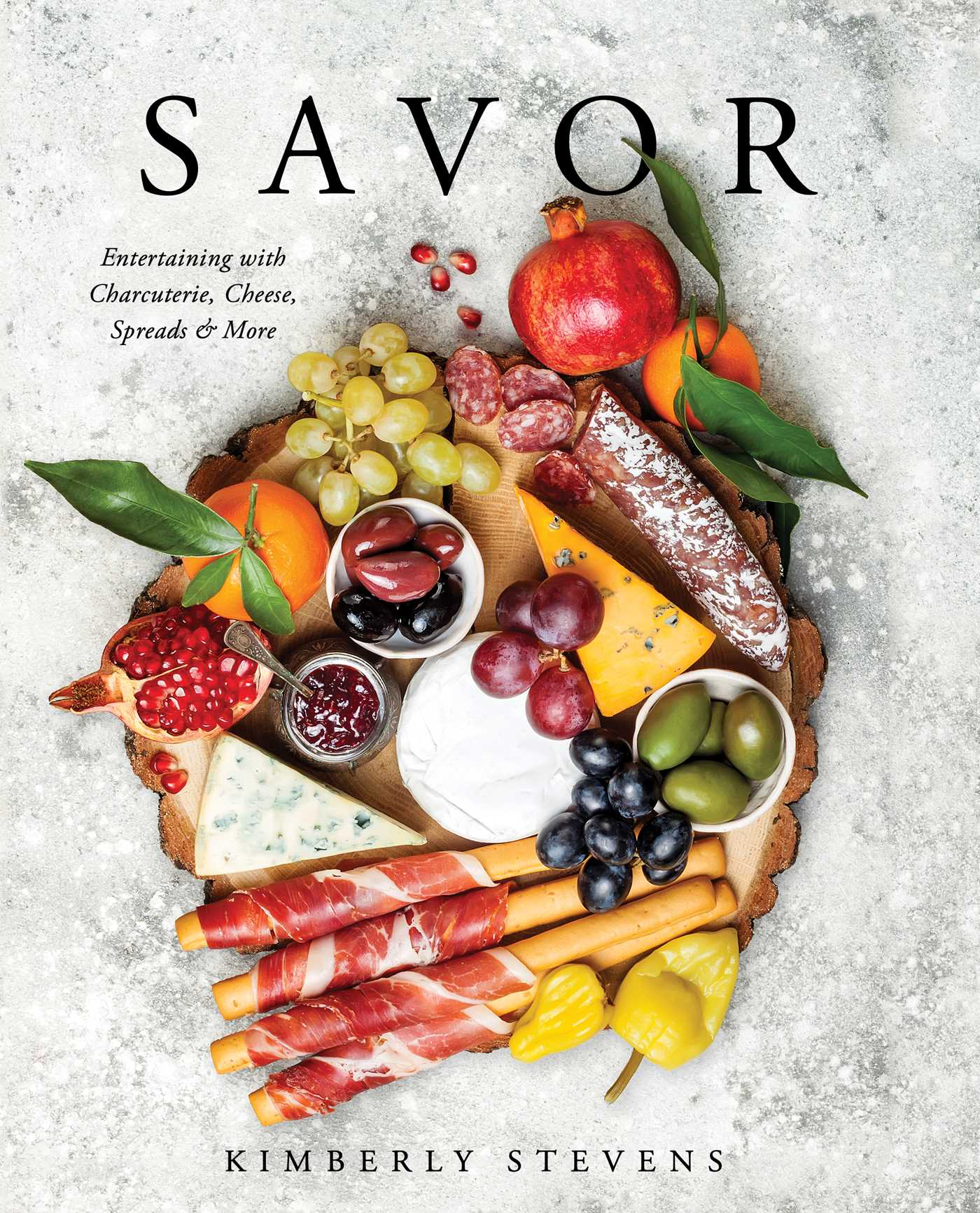 savor book by kimberly stevens official publisher page simon