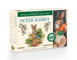 Peter Rabbit Deluxe Gift Set