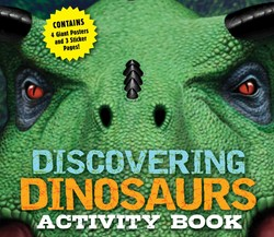 Discovering Dinosaurs Activity Book