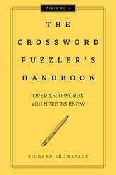 The Crossword Puzzler's Handbook, Revised Edition