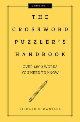 The Crossword Puzzler's Handbook, Revised Edition