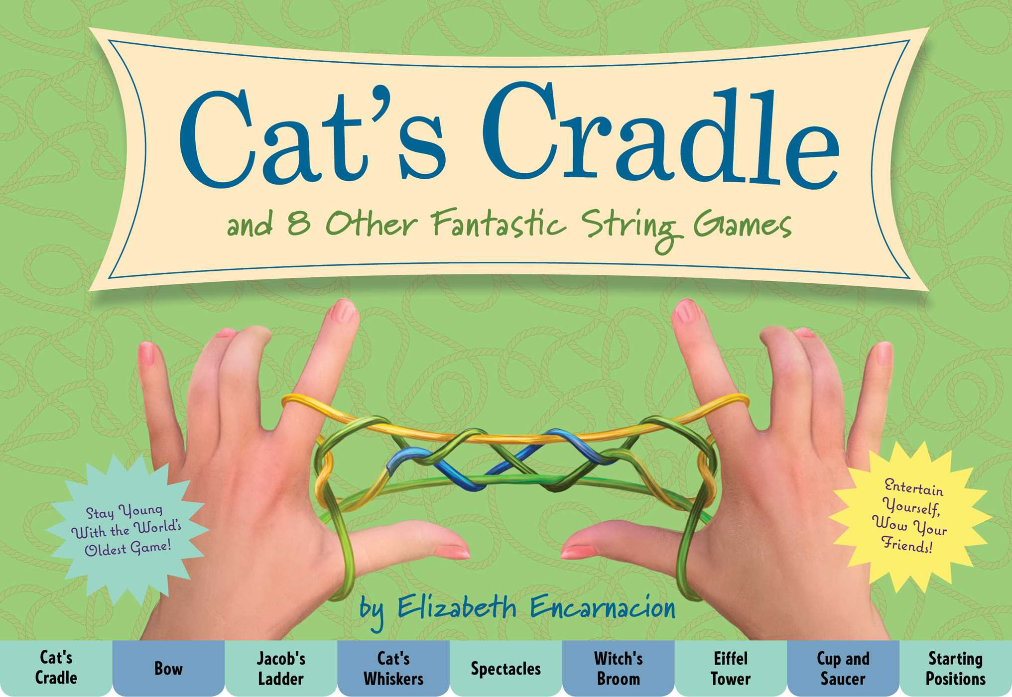 CatS Cradle Book Kit-