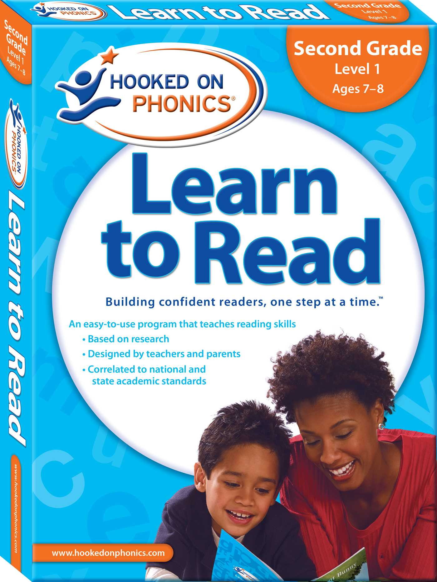 Hooked on phonics learn to read level 7 9781604991475 hr