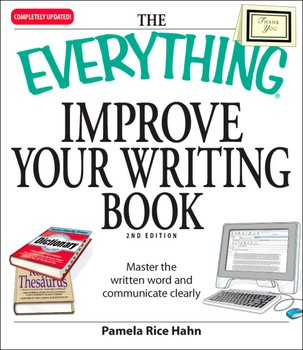 Books to improve your writing