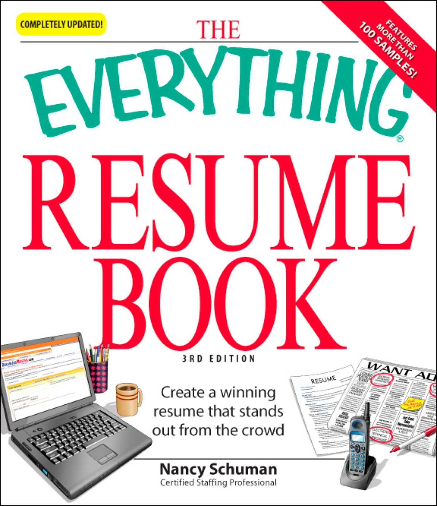 The Everything Resume Book eBook by Nancy Schuman | Official ...