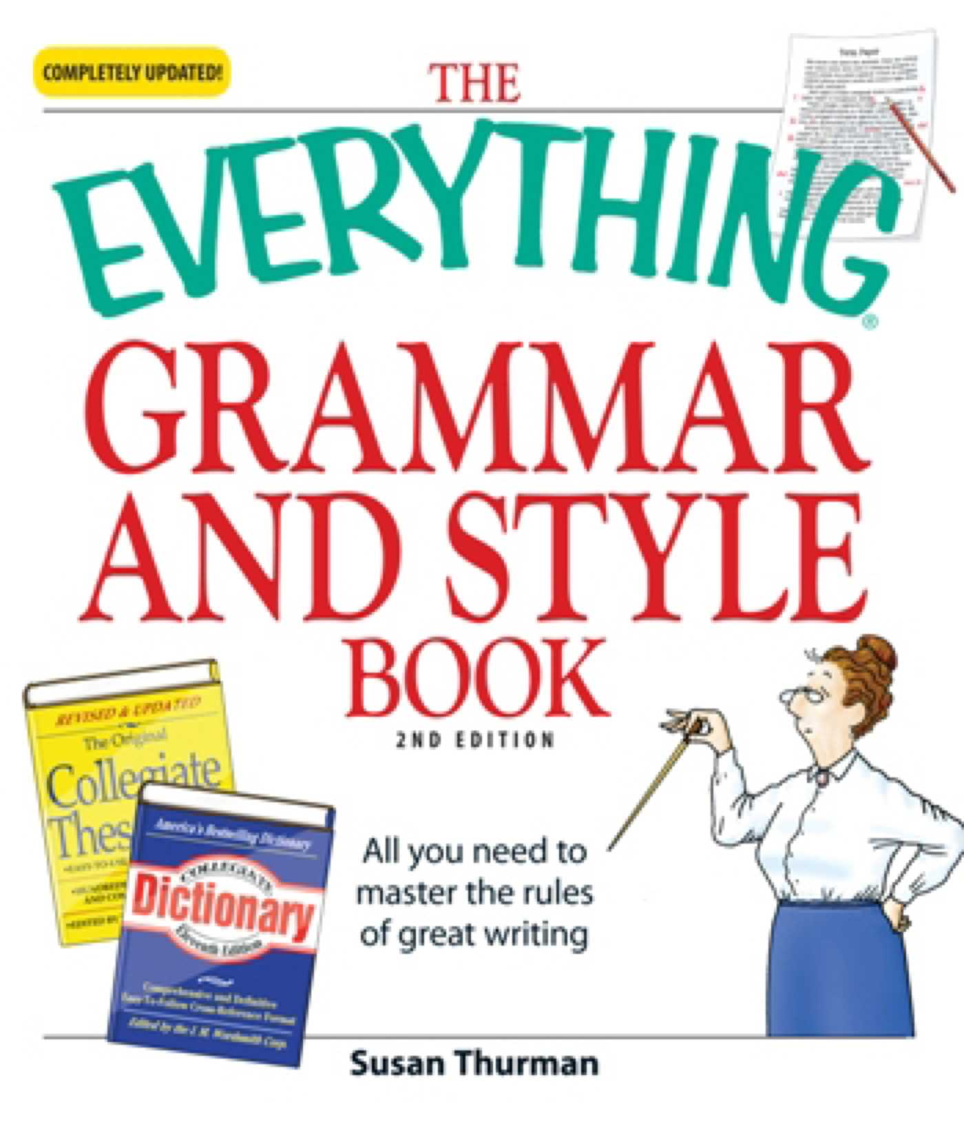 The everything grammar and style book ebook by susan thurman the everything grammar and style book 9781605502106 hr fandeluxe Images