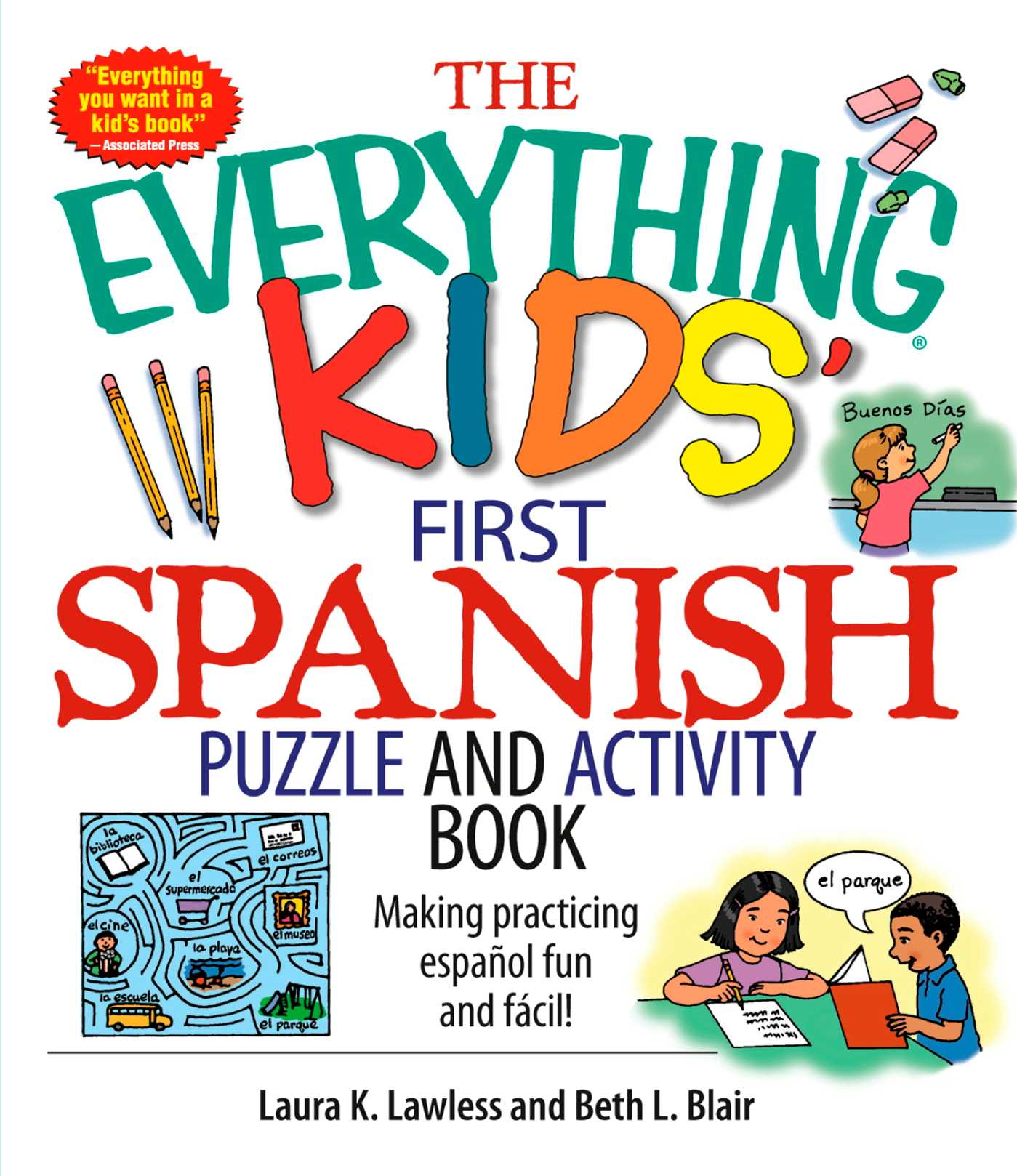 Spanish Learning Book