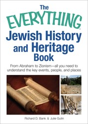 The Everything Jewish History and Heritage Book