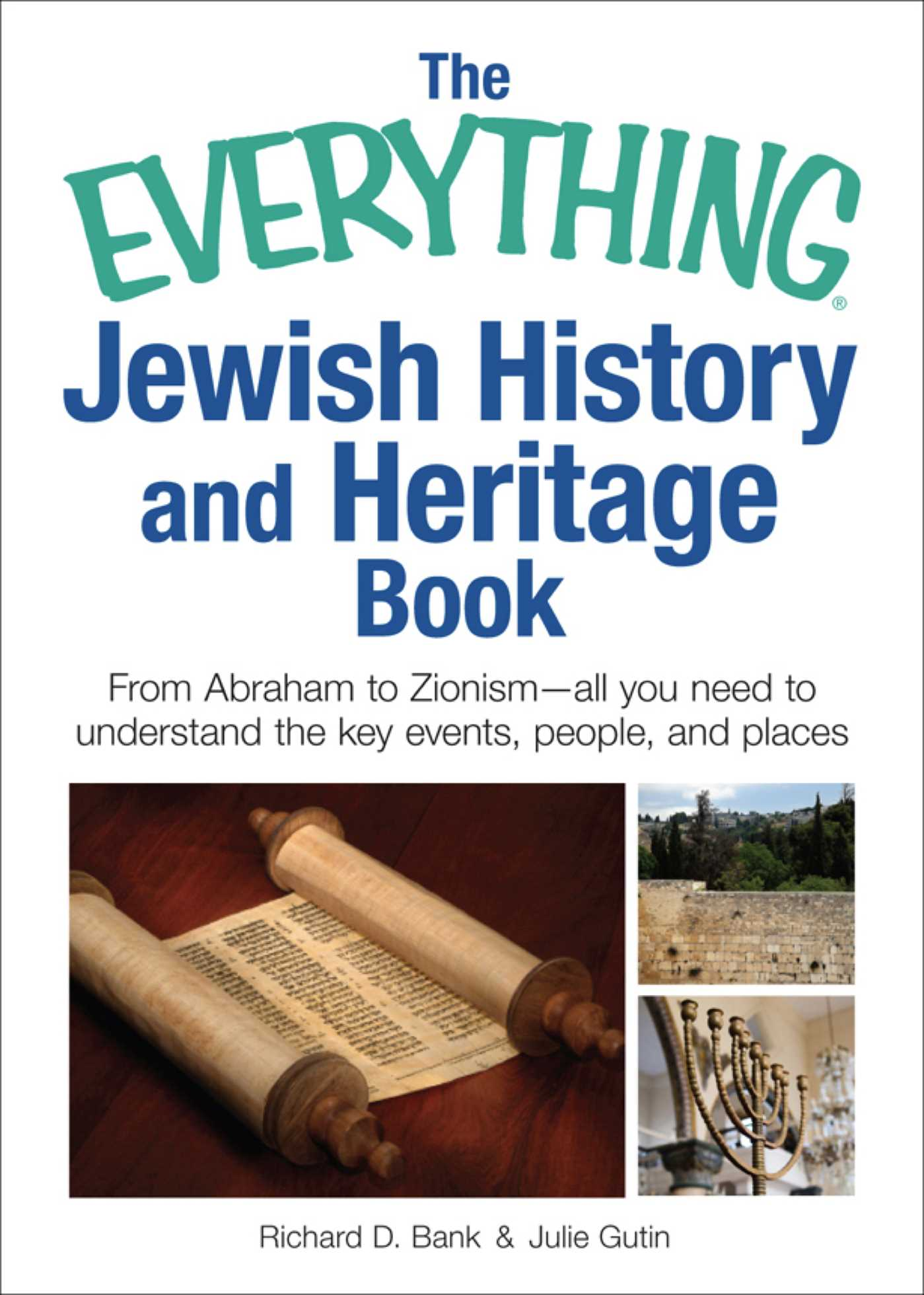 The everything jewish history and heritage book 9781605505282 hr