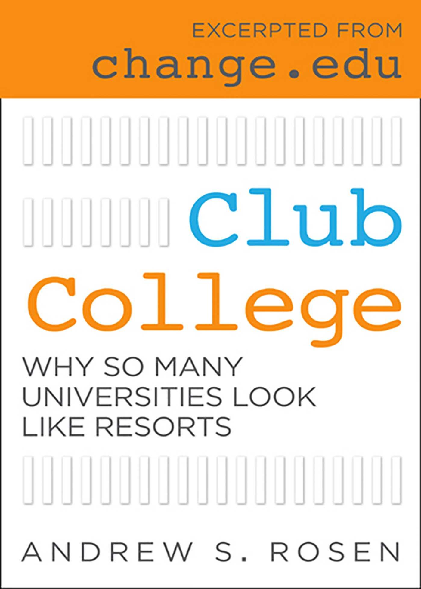 Club college 9781607148845 hr