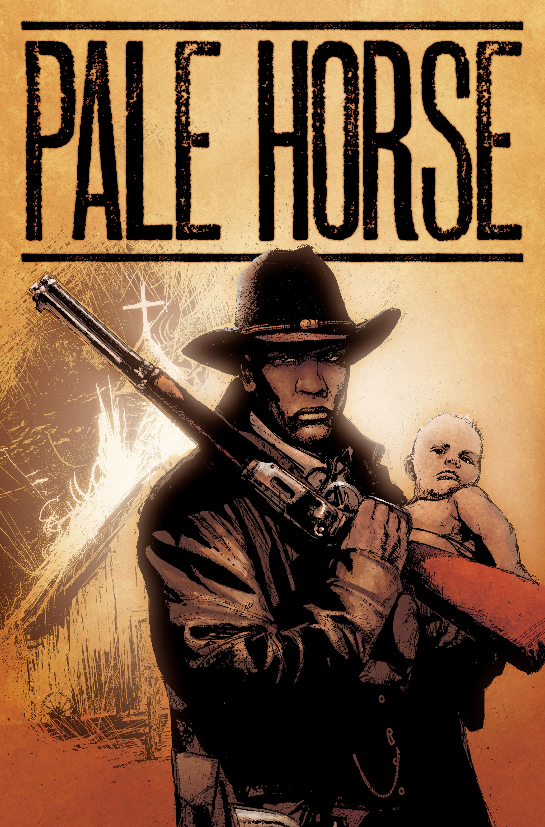 Pale horse 9781608860371 hr