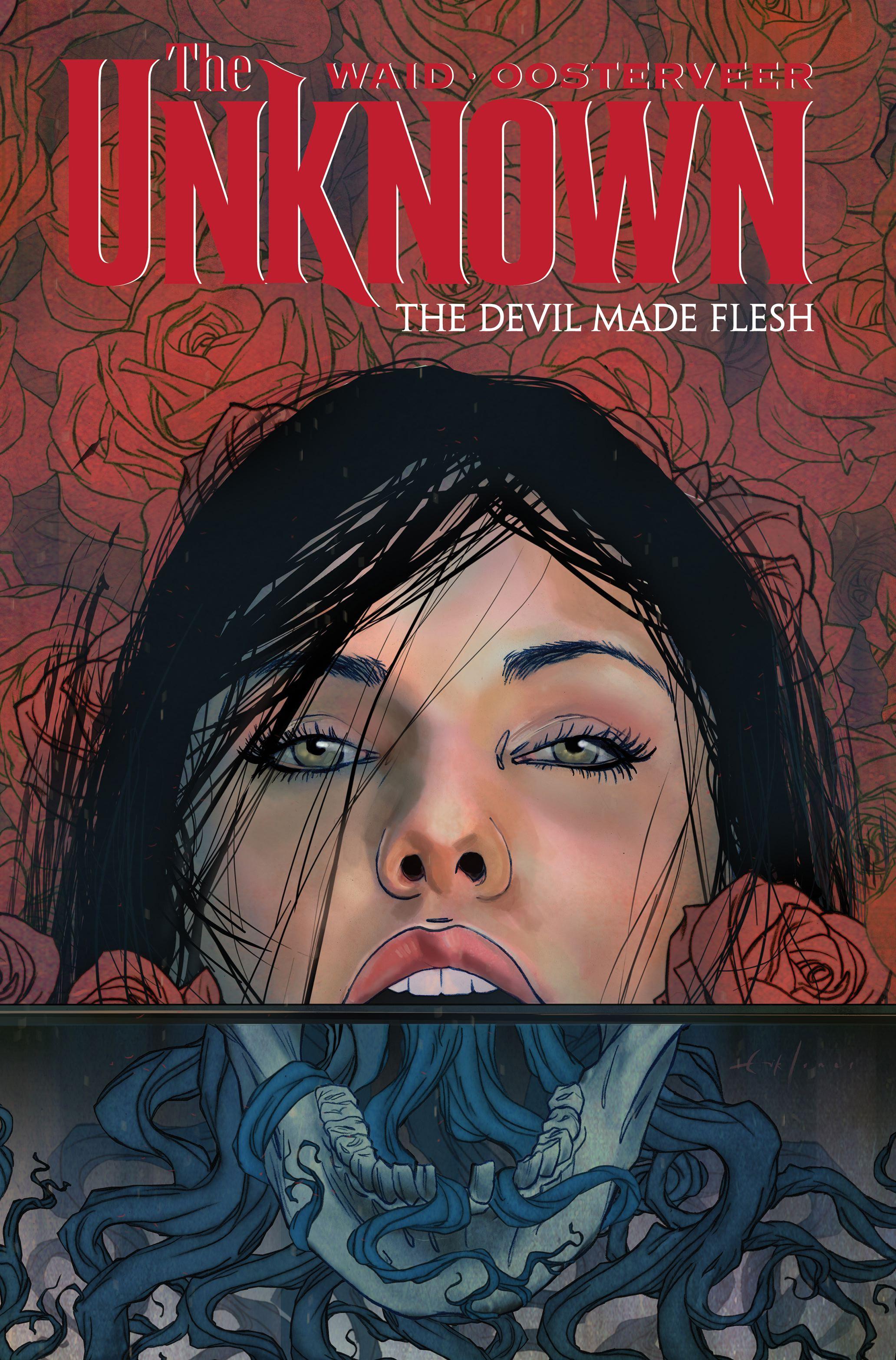 Unknown the devil made flesh 9781608860463 hr