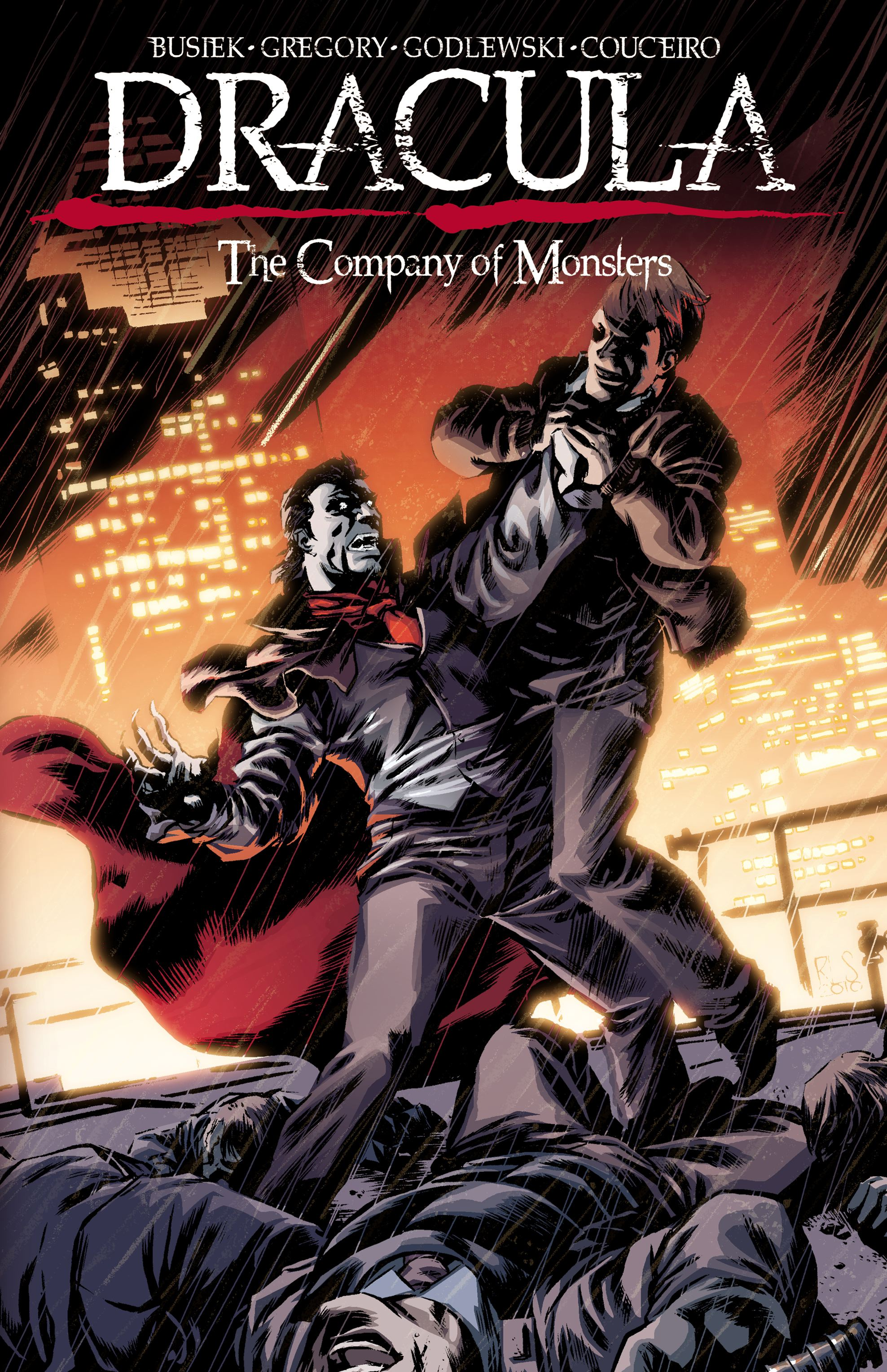 Dracula the company of monsters vol 2 9781608860494 hr
