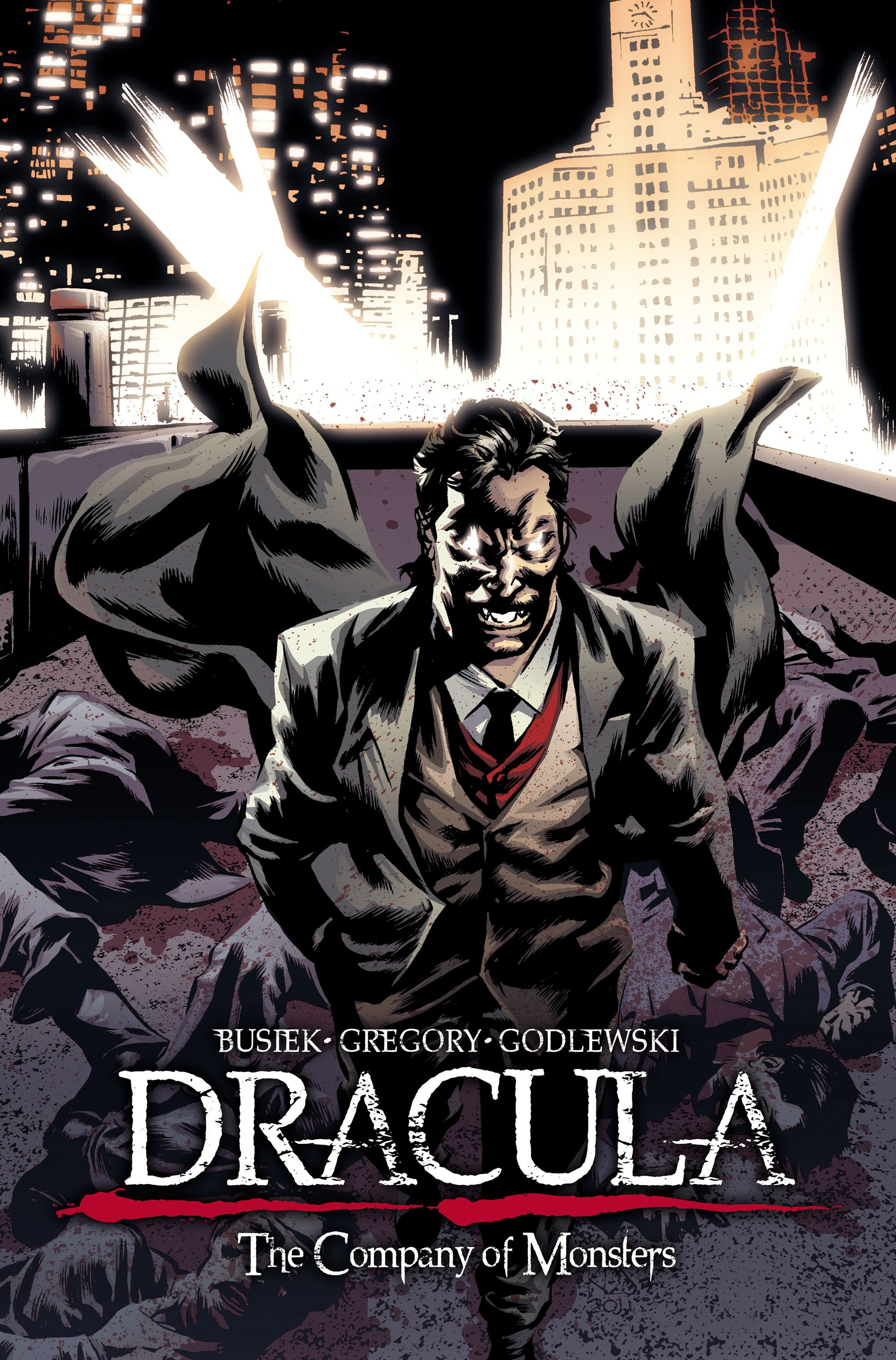 Dracula the company of monsters vol 3 9781608860586 hr