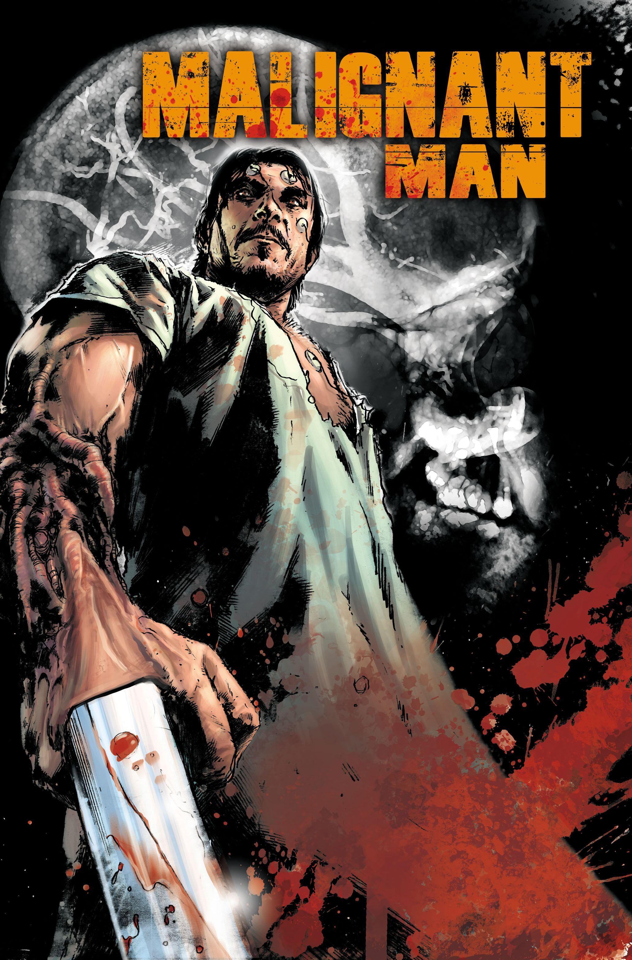 Malignant man 9781608860708 hr