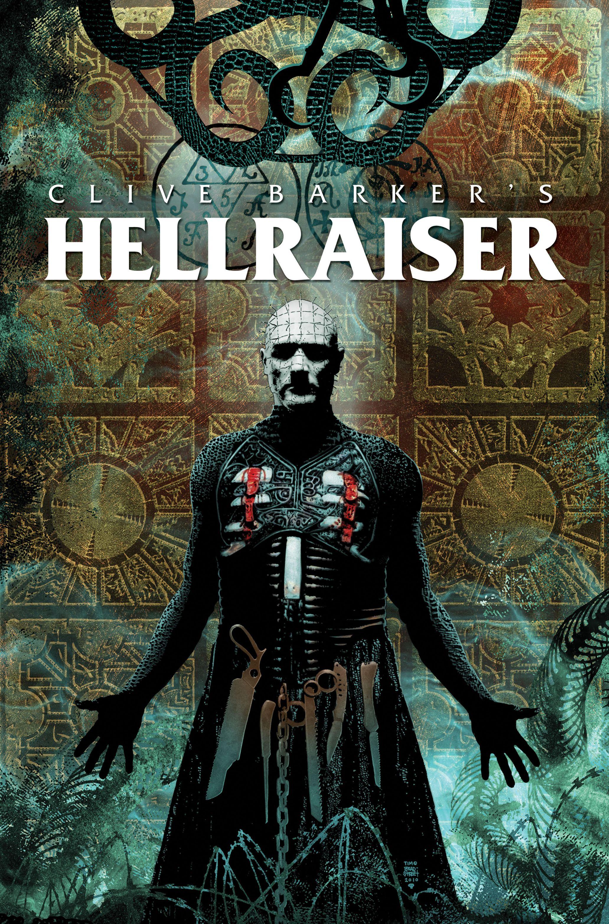 Clive barkers hellraiser vol 1 9781608860722 hr
