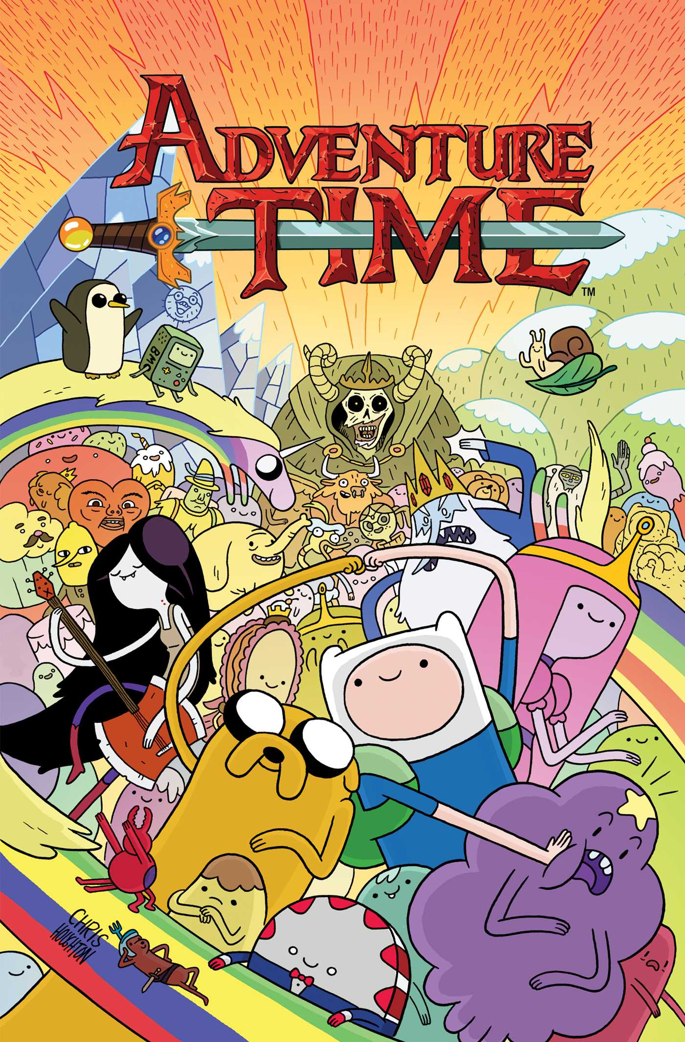 20+ Adventure Time Poster Images