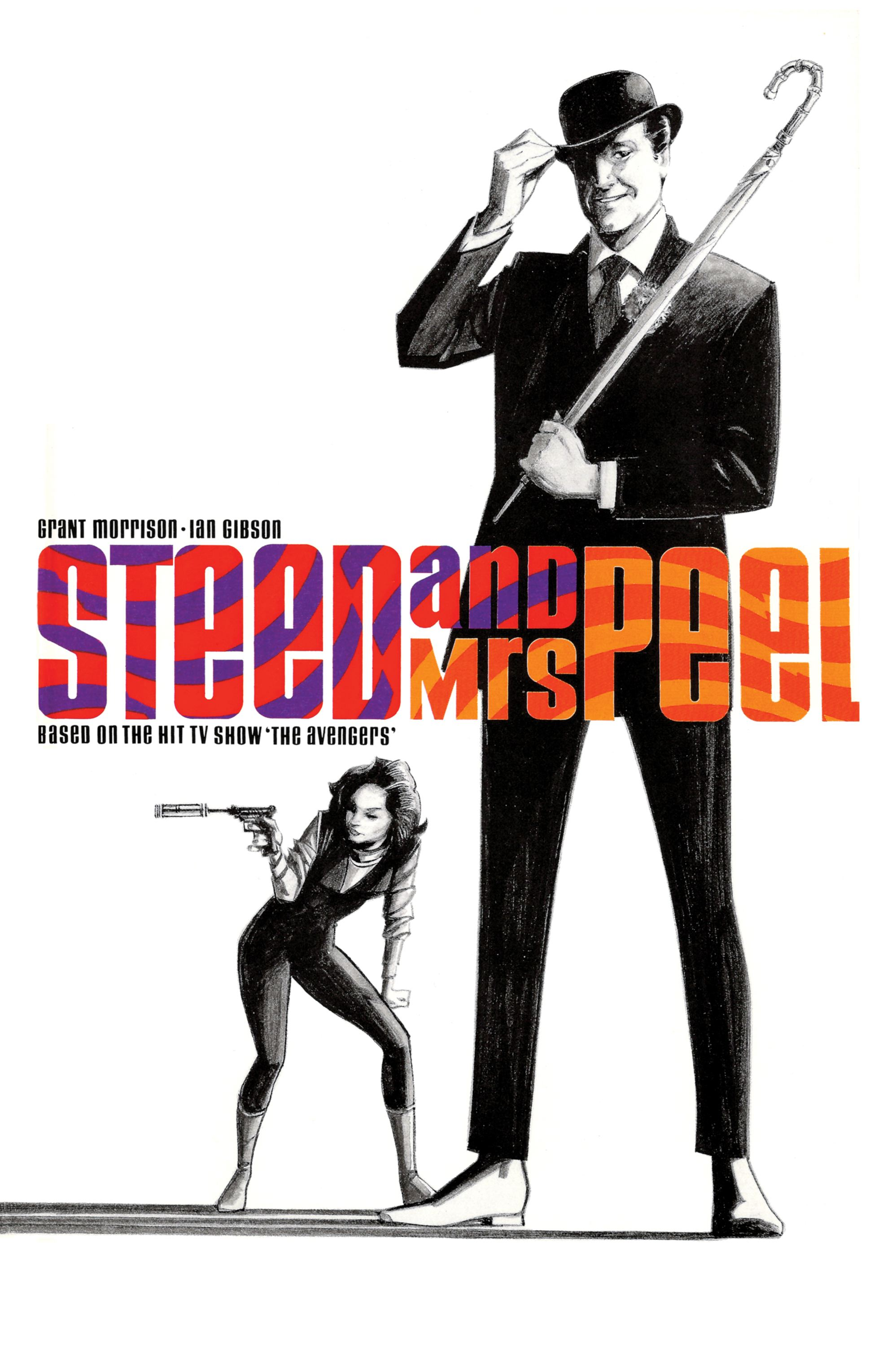 Steed and mrs peel the golden game 9781608862856 hr