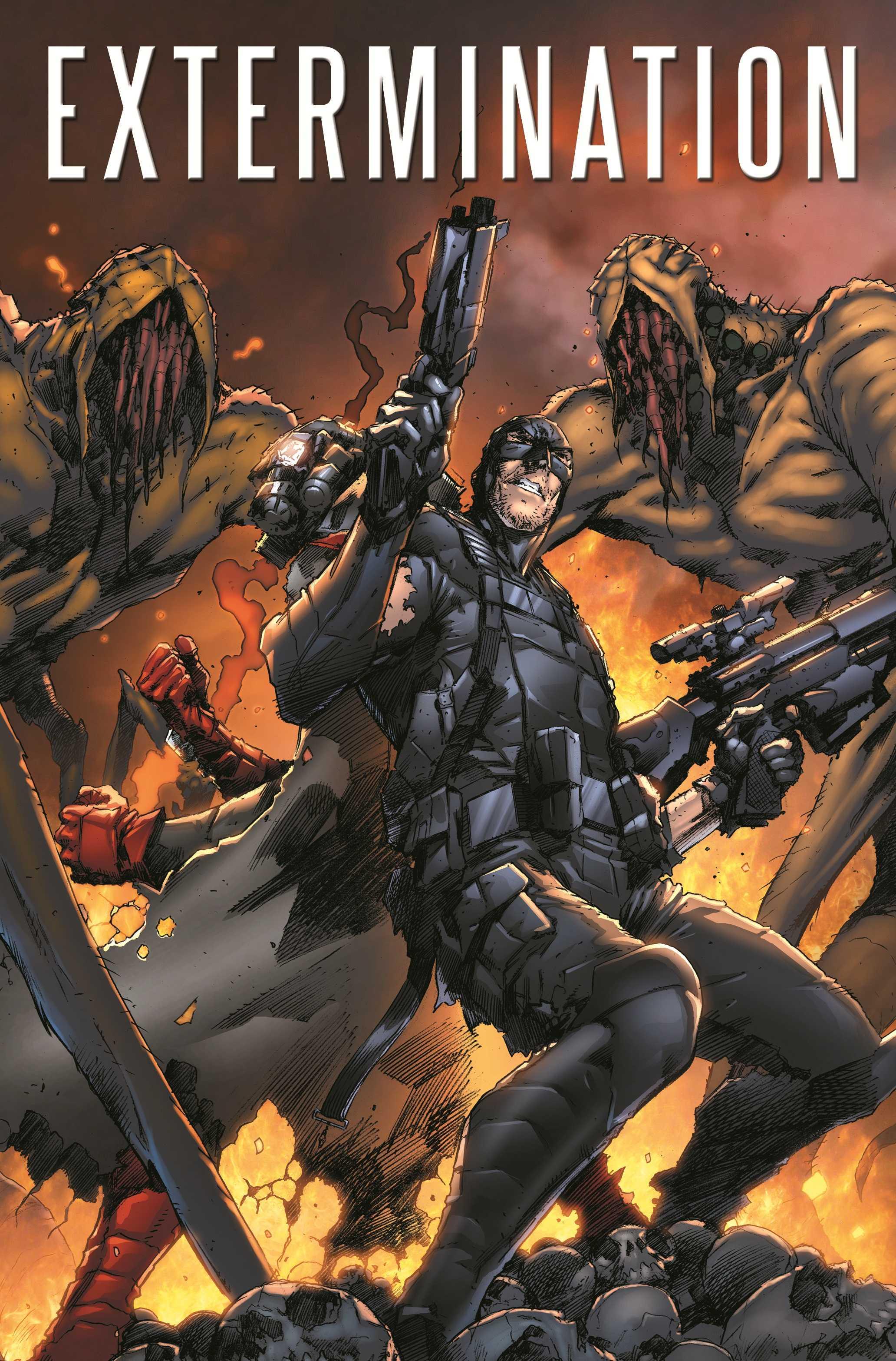 Extermination vol 1 9781608862962 hr