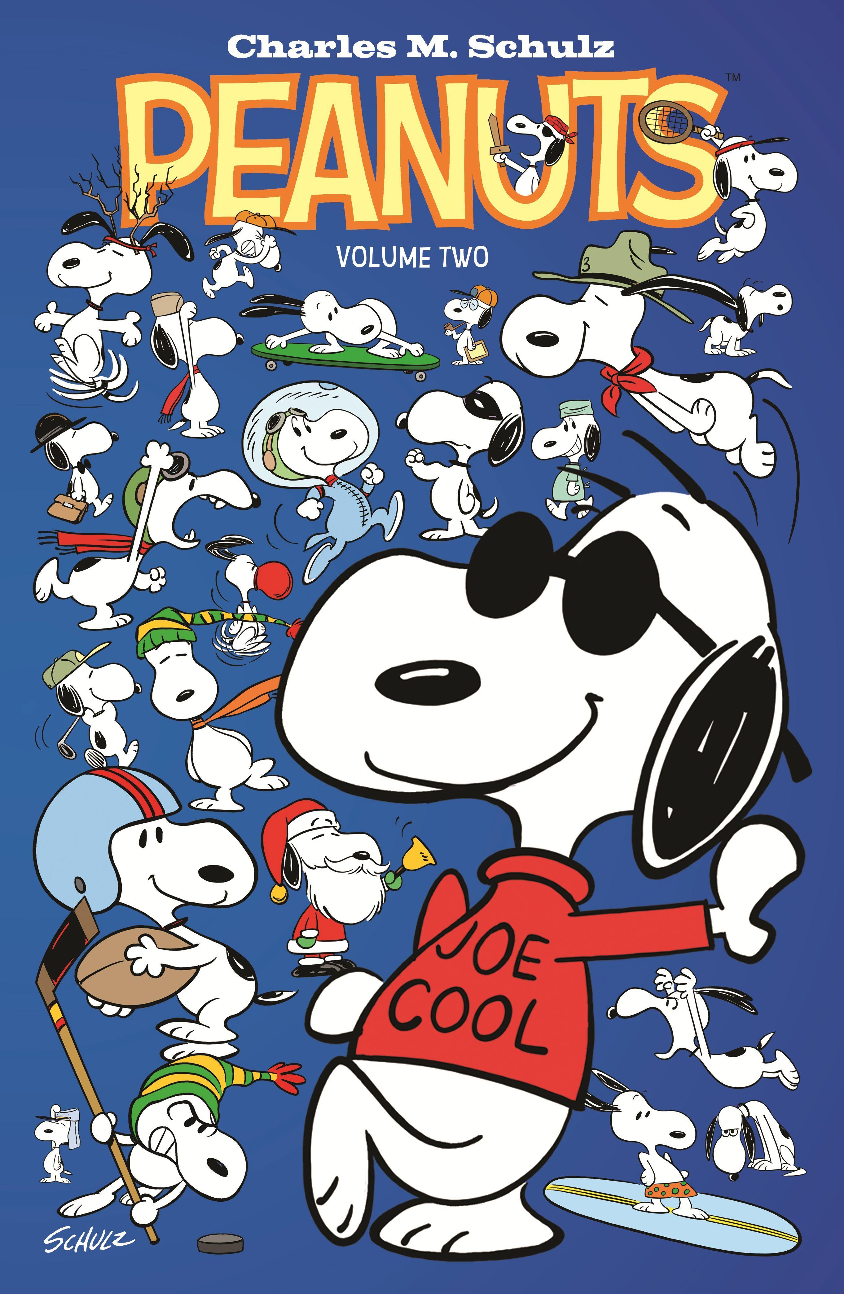 Peanuts vol 2 9781608862993 hr