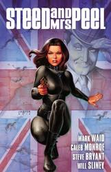 Steed and Mrs. Peel Vol. 1: A Very Civil Armageddon