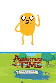 Adventure Time Vol. 2 Mathematical Edition