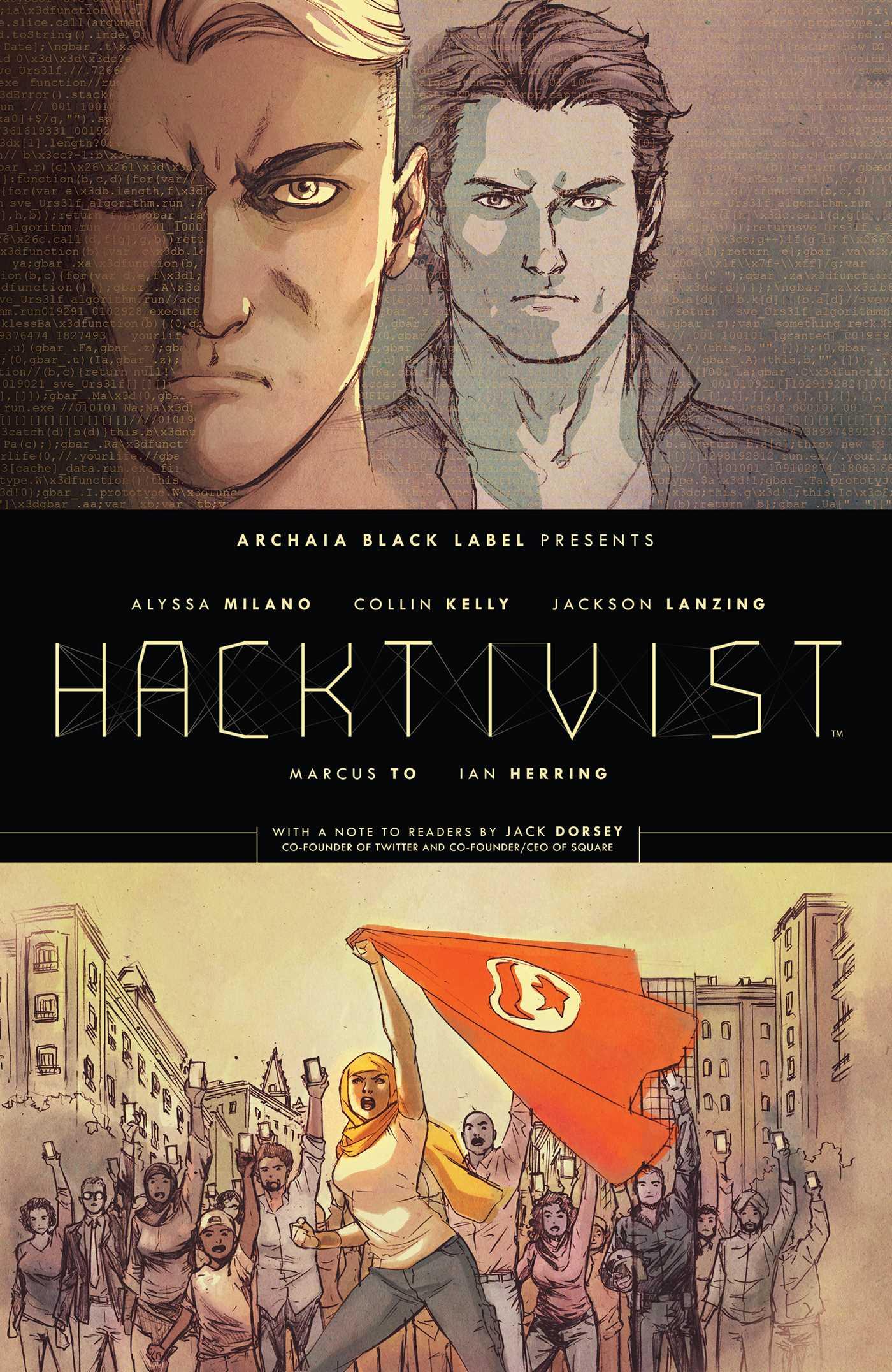 Hacktivist 9781608864096 hr