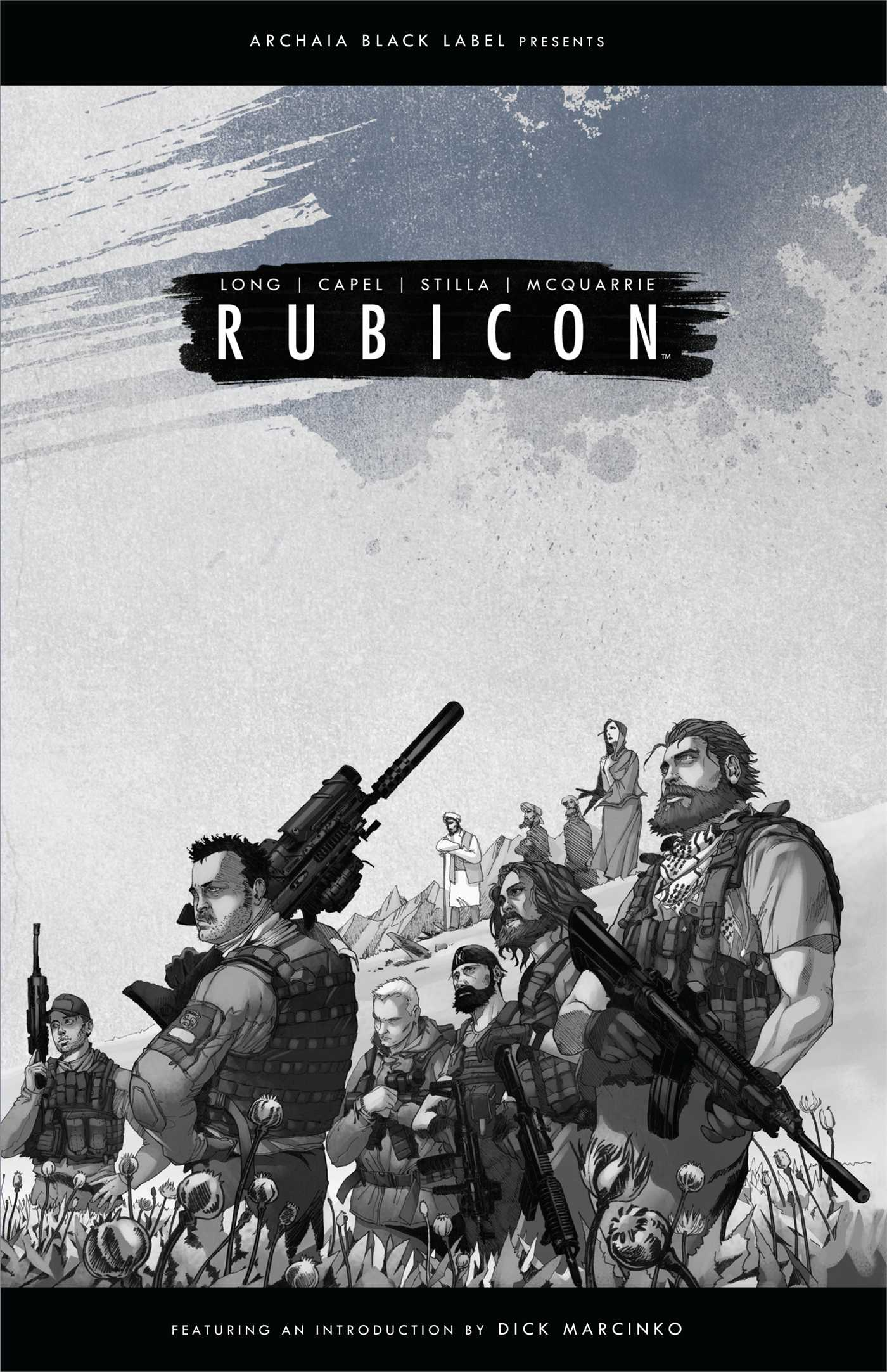 Rubicon 9781608864157 hr