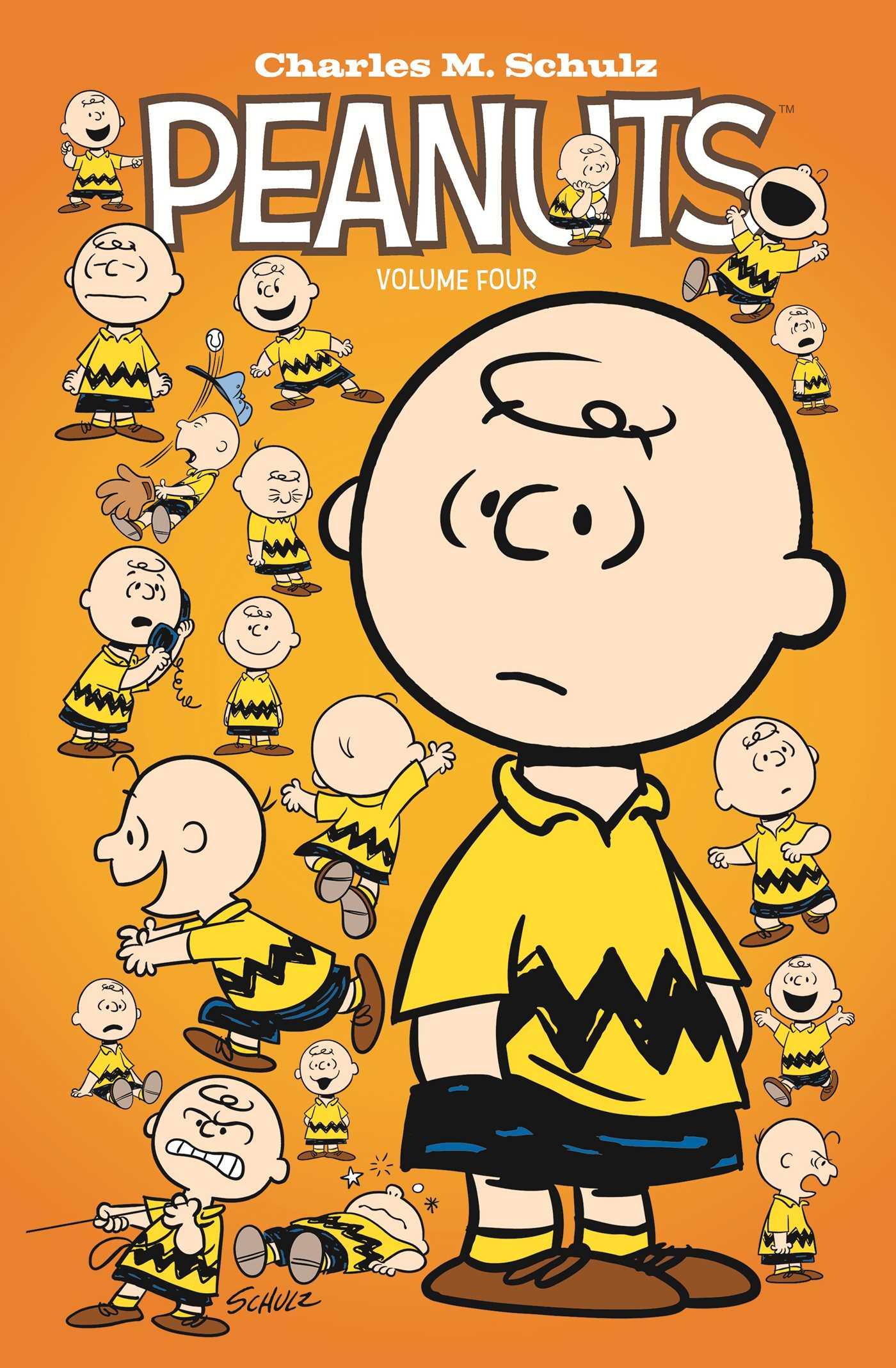 Peanuts vol 4 9781608864270 hr