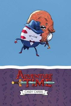 Adventure Time: Candy Capers Mathematical Edition