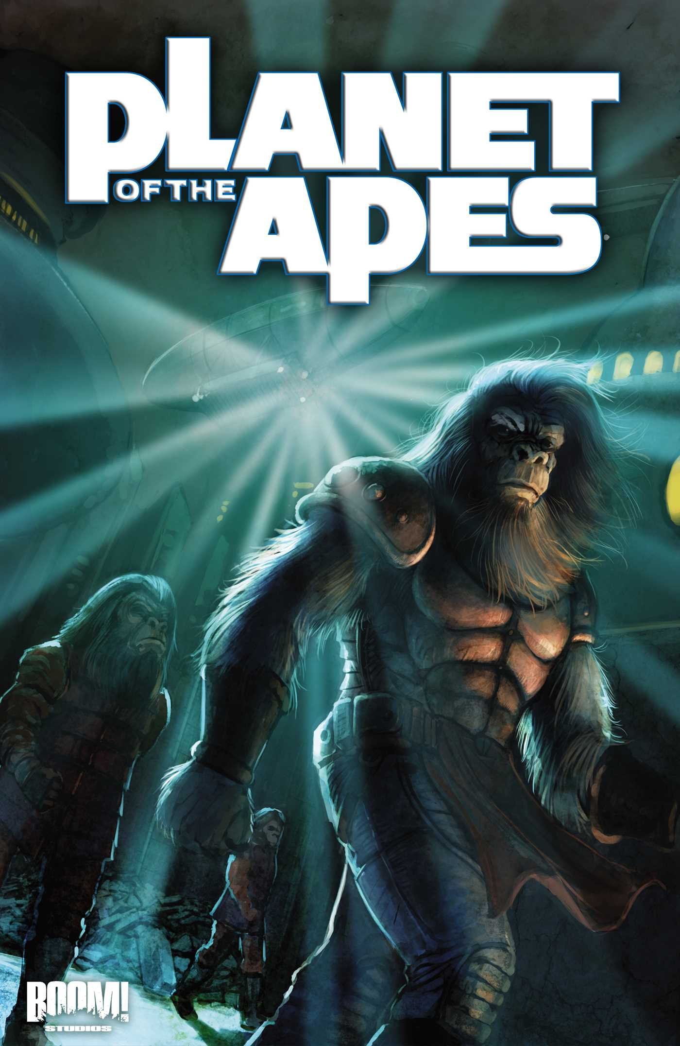 Planet of the apes vol 2 the devils pawn 9781608866694 hr