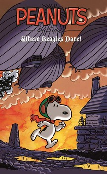 Peanuts Where Beagles Dare