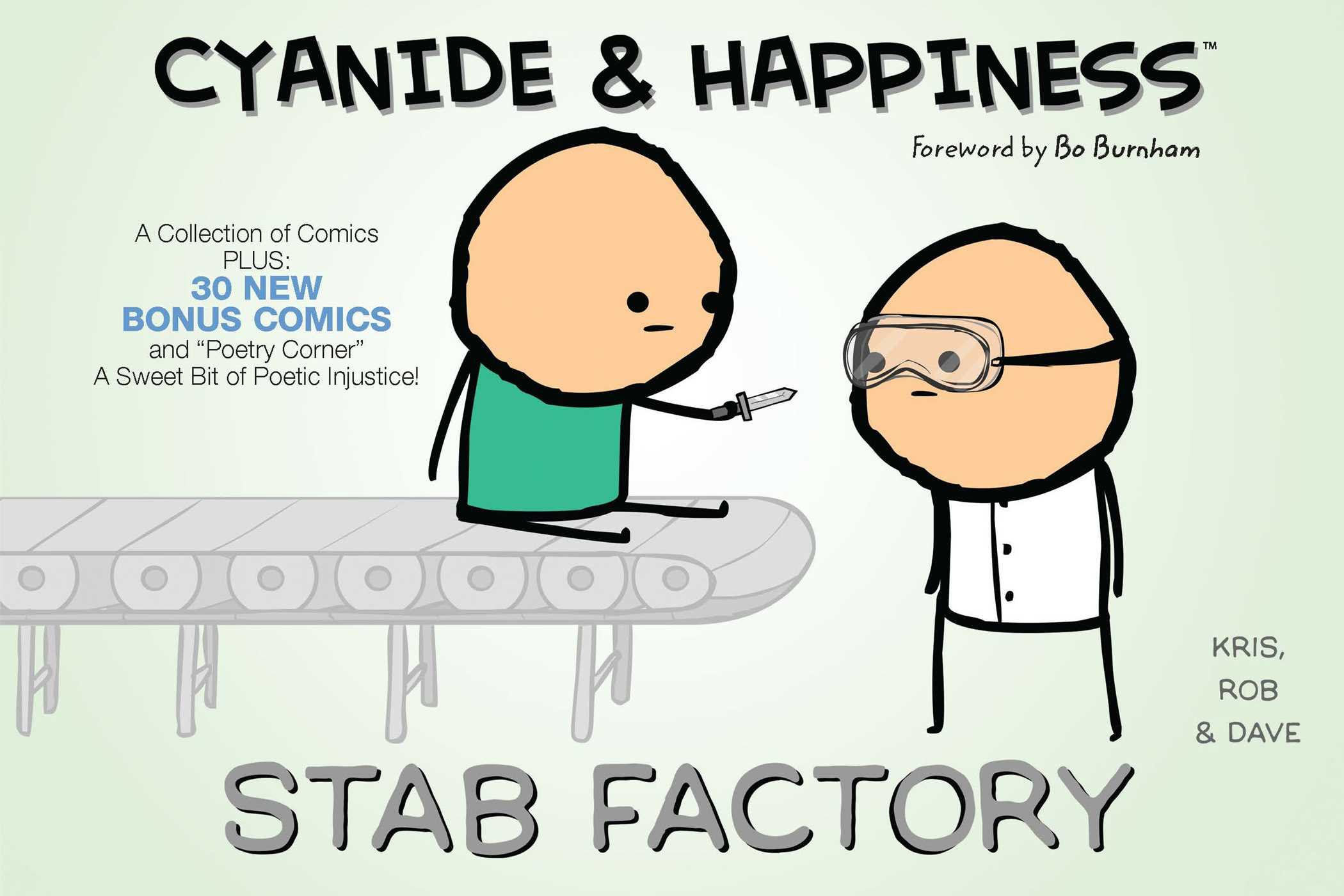 Cyanide and happiness book uk cat