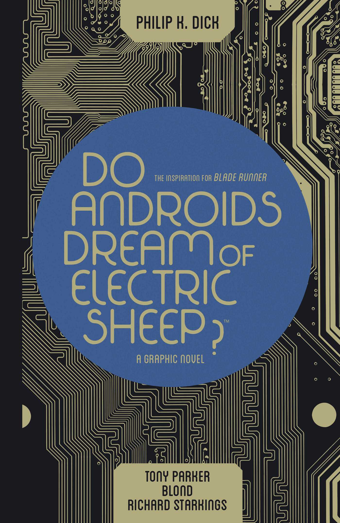 Do androids dream of electric sheep omnibus 9781608867844 hr