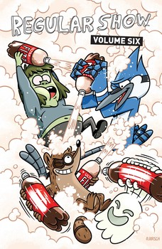 Regular Show Vol. 6