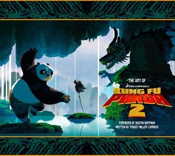 The Art Of Kung Fu Panda 2 Book By Tracey Miller Zarneke Judi Barrett Official Publisher Page Simon Schuster