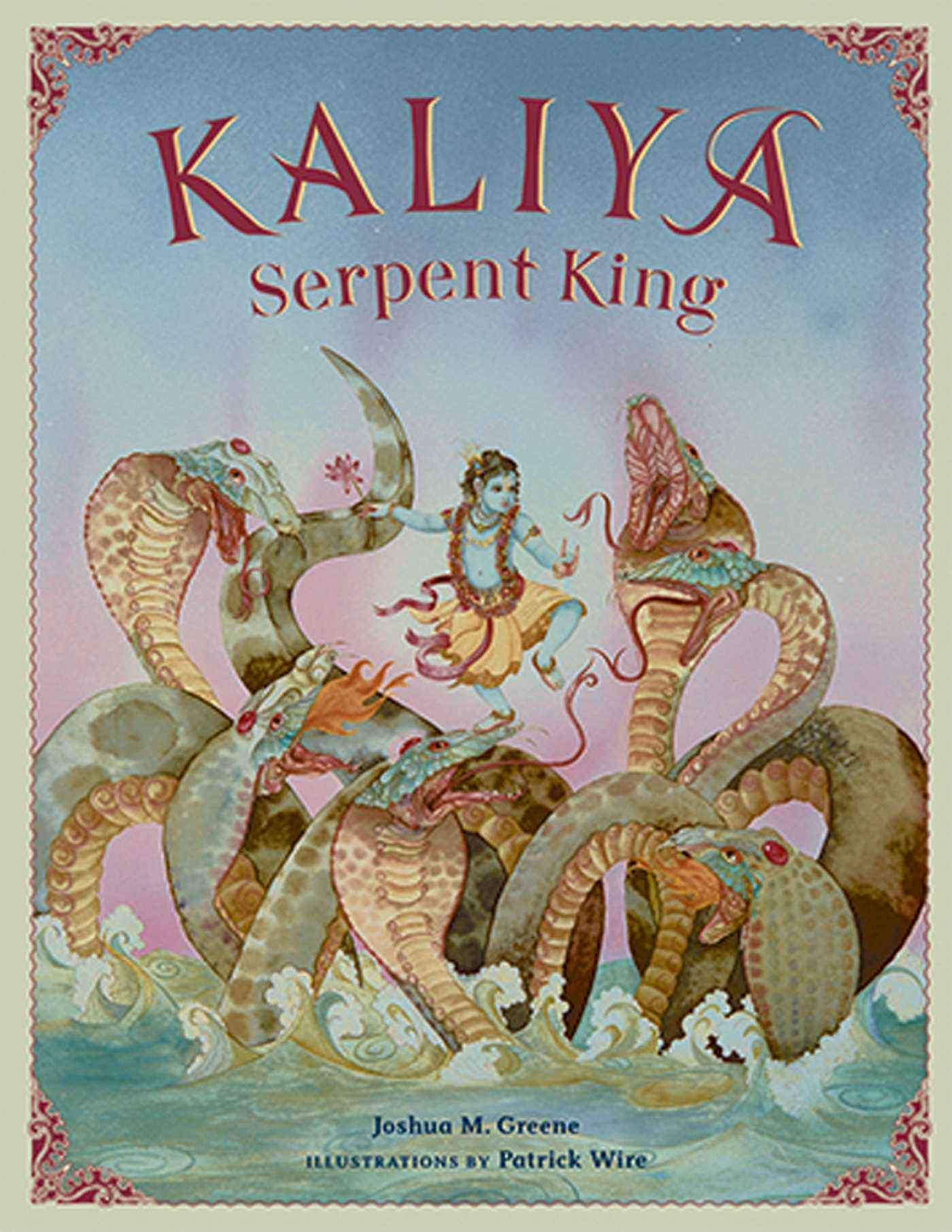 Kaliya serpent king book by joshua m greene official publisher kaliya serpent king 9781608871483 hr fandeluxe Image collections