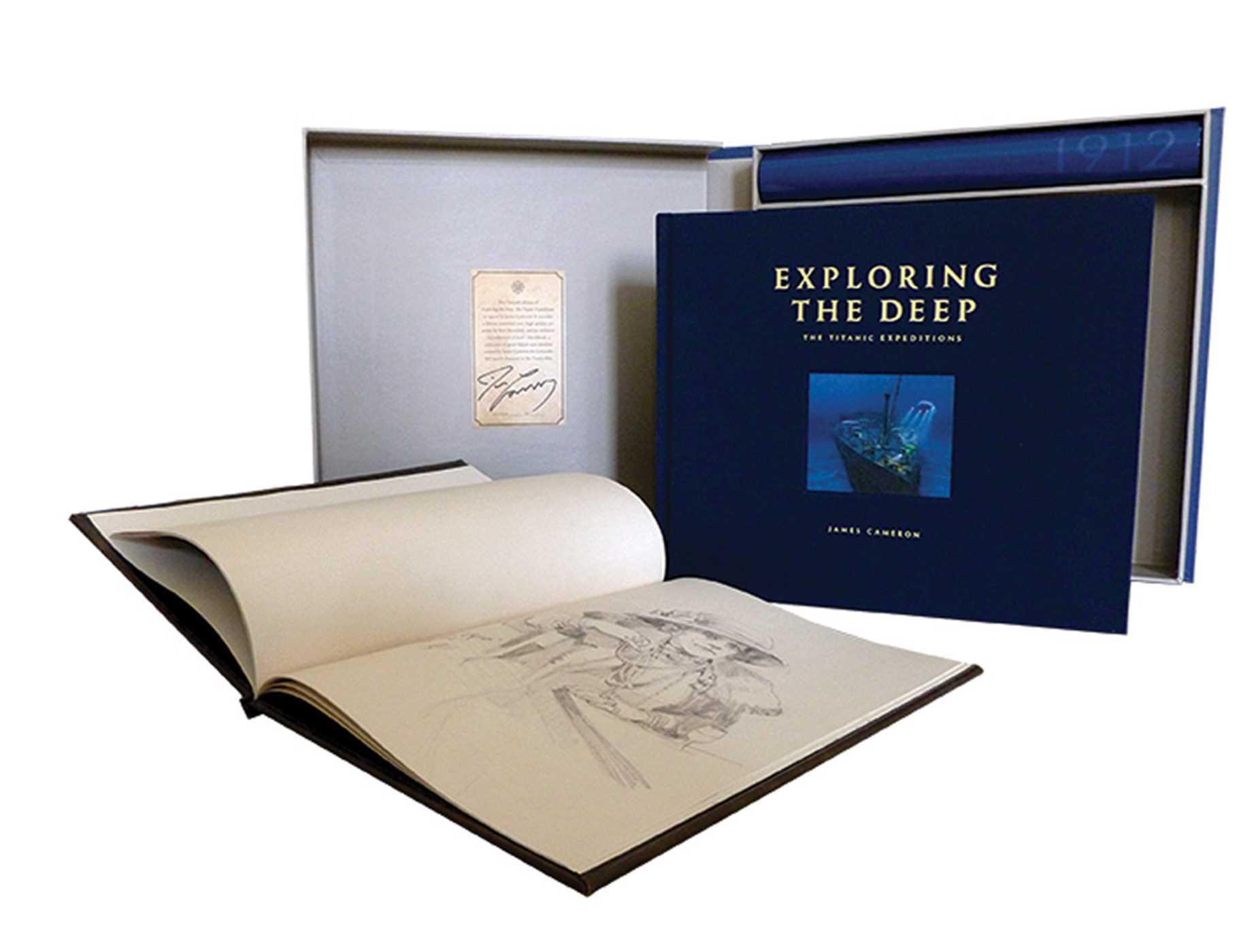 Exploring the deep 9781608872541 hr
