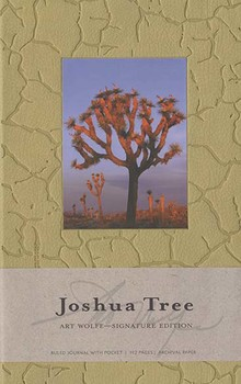 Joshua Tree Hardcover Ruled Journal