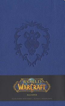 World of Warcraft Alliance Hardcover Ruled Journal (Large)