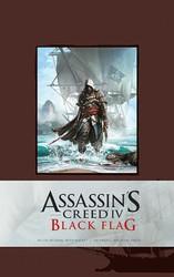 Assassin's Creed IV Black Flag Hardcover Ruled Journal