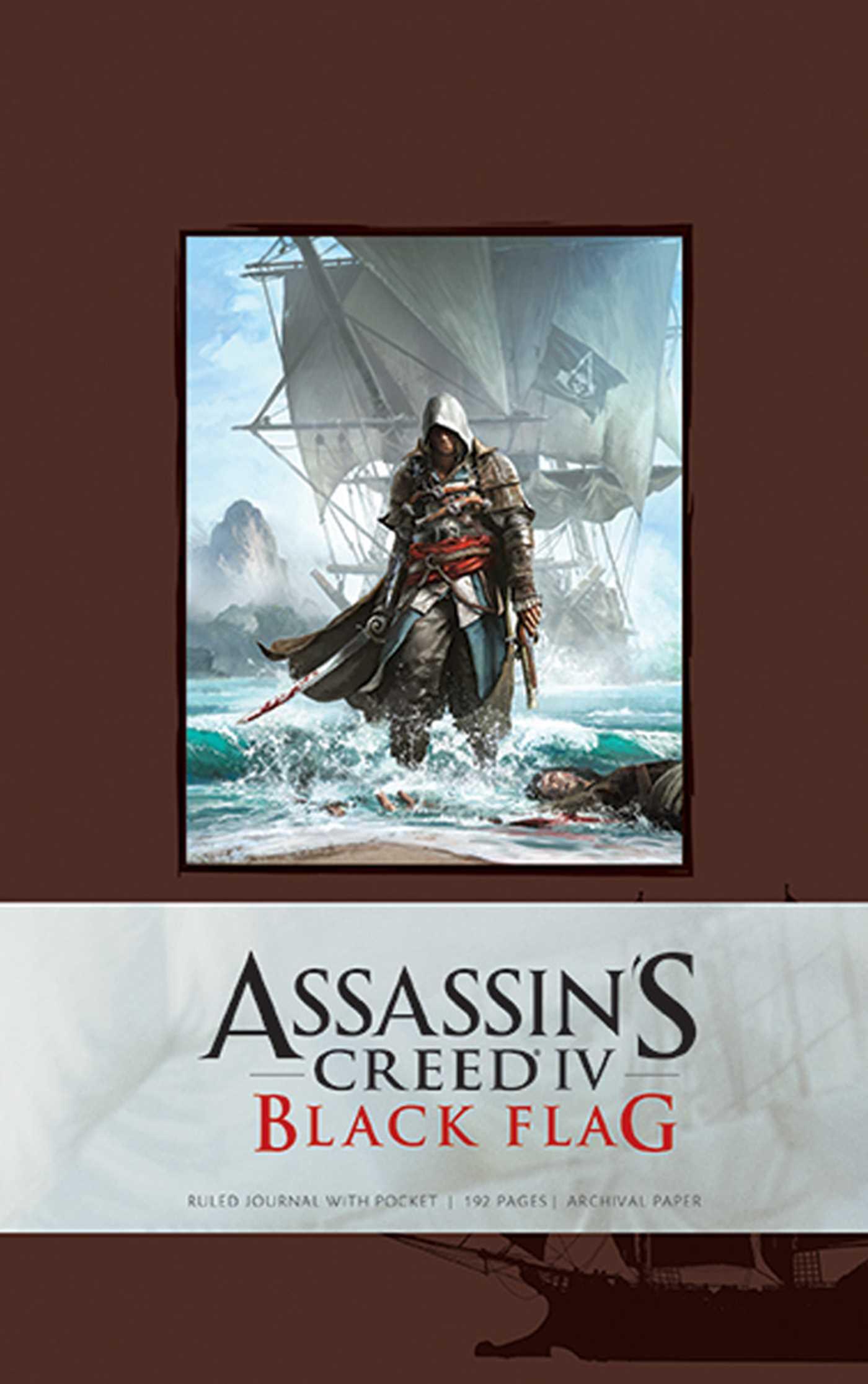 Black 4 flag creed book assassins