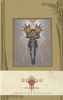 Diablo High Heavens Hardcover Ruled Journal (Large)