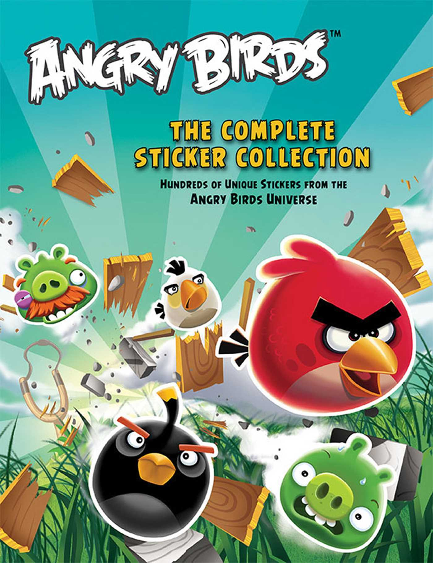 Angry Bird | Book by Rovio Books | Official Publisher Page