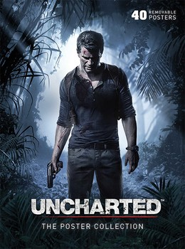 Uncharted Book By Naughty Dog Official Publisher Page
