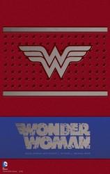 Wonder Woman Hardcover Ruled Journal